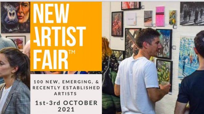 New Artist Fair